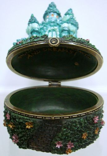 BOYDS BEARS Emerald City TREASURE BOX Oz 1E 4020924